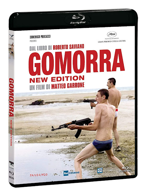 Gomorra New Edition Home Video