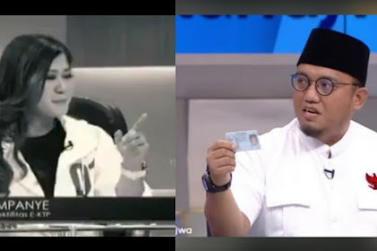 Debat Di Mata Najwa, Dahnil Anzar Bikin Jubir 01 Tak Berkutik
