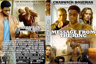 Message from the King DVD Cover | Cover Addict - Free DVD ...