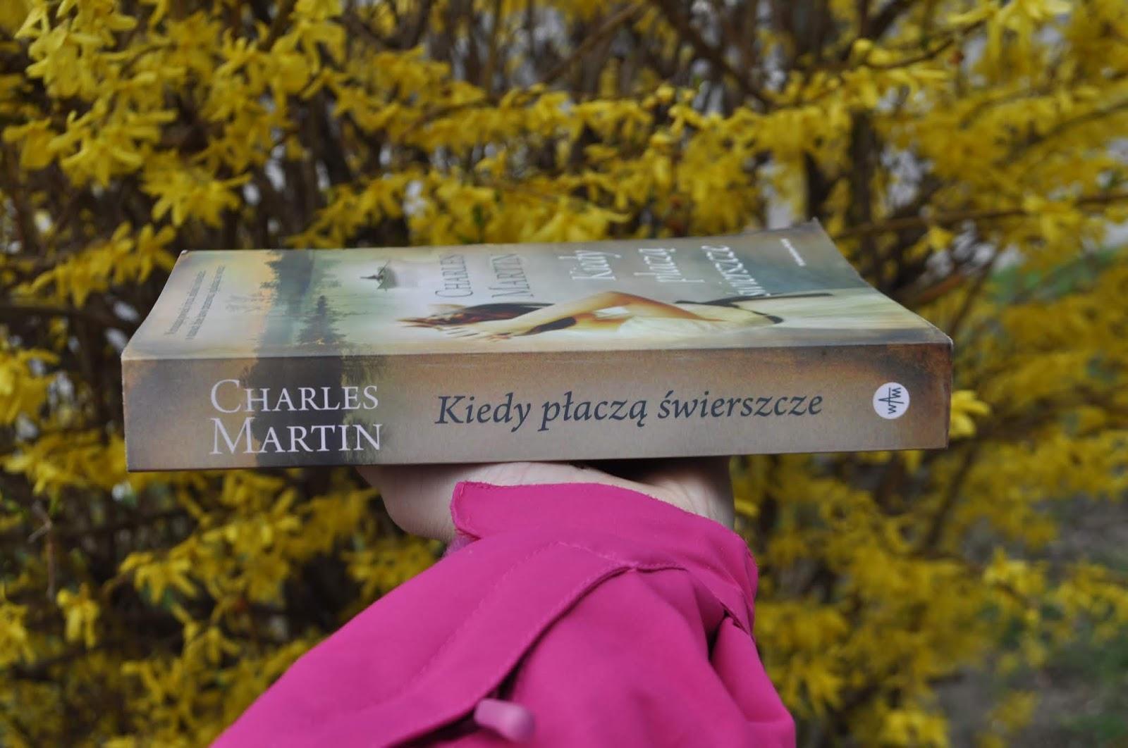 """""""Kiedy płaczą świerszcze"""" - Charles Martin 📗"""