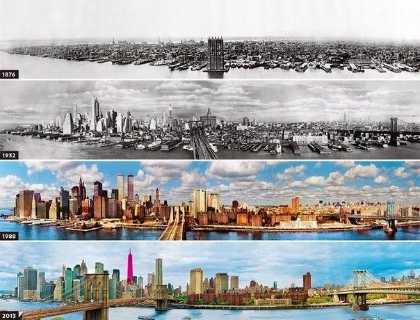New-York 1876-2013