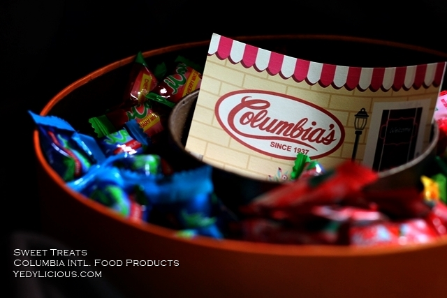 Candies and Confectionery by Columbia International Food Products Inc.Potchi, VFresh, iCool, Yakee, Pintoora, Monami, Frutos, Frooty, Champi, Chocquik, My Juiz, So Lucky, Otso, Bida, Kokola and So Waffy, YedyLicious Manila Food Blog