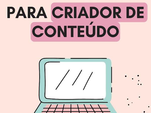 5 SITES ESSENCIAIS PARA CRIADOR DE CONTEÚDO