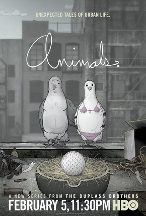 Animals - 3ª Temporada Legendada Séries Torrent Download completo