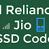 All Reliance Jio 4G USSD Codes To Instantly Check Balance,Data & SMS
