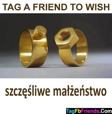 Happy marriage in Polish language