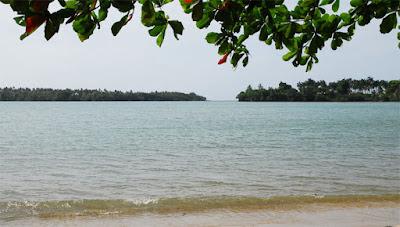 Bahía de Mata, en Baracoa