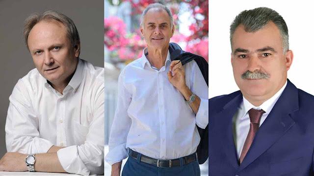 Γ.Ανδριανός, Γ.Γκιόλας και Α.Πουλάς οι βουλευτές Αργολίδας (οι ψήφοι που έλαβαν)
