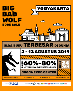 big bad wolf jogja