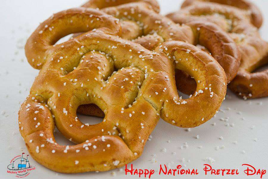 National Pretzel Day Wishes