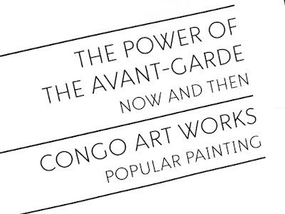 Congo Art Works, Bozar