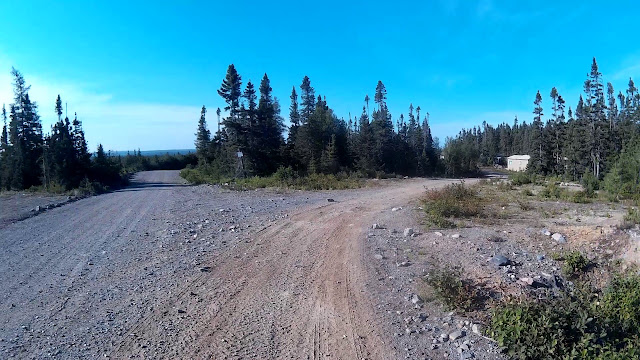 Fat Bike Bikepacking Adventure U24O Adventure Riding Norco Sasquatch Dead Wolf Pond Newfoundland Fatbike Republic Fat Bike Arkel Rollpacker