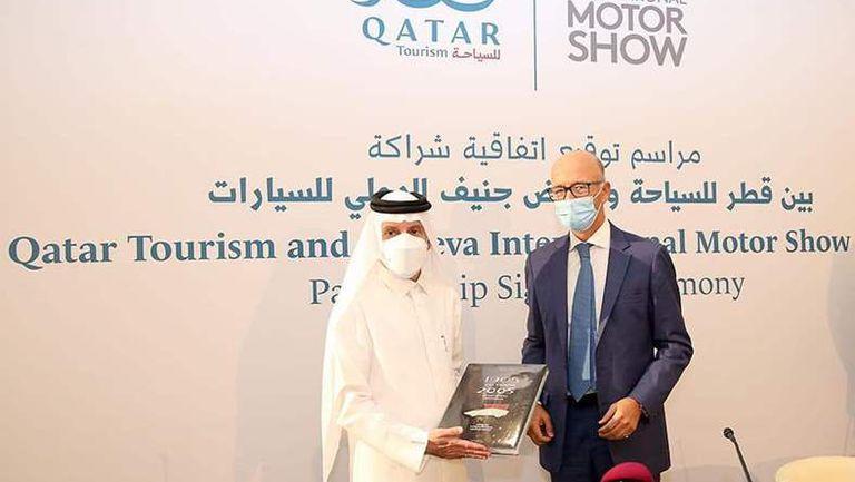 معرض جنيف الدولي للسيارات يطلق معرضًا ثانويًا جديدًا في قطر