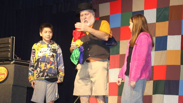 Magician Mister Porkpie Huntsville, Alabama - Stage Magic, Comedy Magic, Close-up Magic, Card Magic Tricks