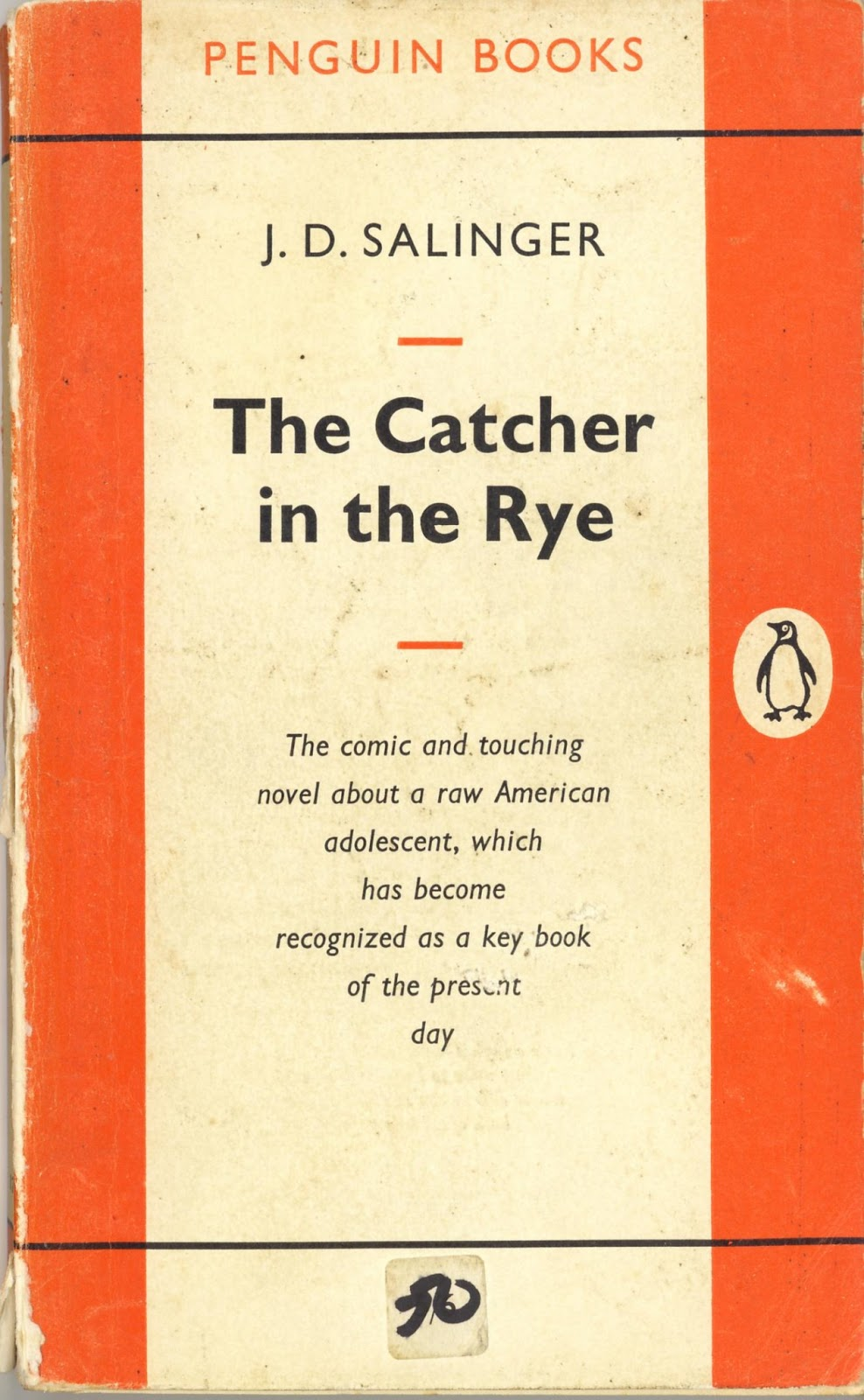A journey to self knowledge in the catcher in the rye by j d salinger