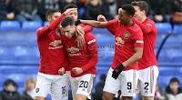 مانشستر يونايتد يتاهل لثمن نهائي كأس الإتحاد الإنجليزي بعد الفوز الكاسح على فريق ترانمير روفرز