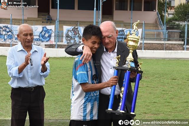 Fotos | 2019 | Final 9na división | Gorriti 1-0 Gimnasia | Liga Jujeña