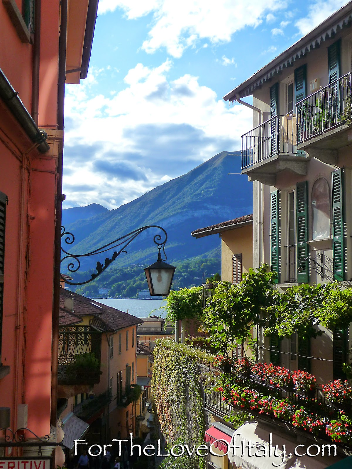 A Photo Of Bellagio Italy By For The Love Of Italy