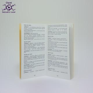 Tarot de Marseille (Heron) - Booklet (English content)