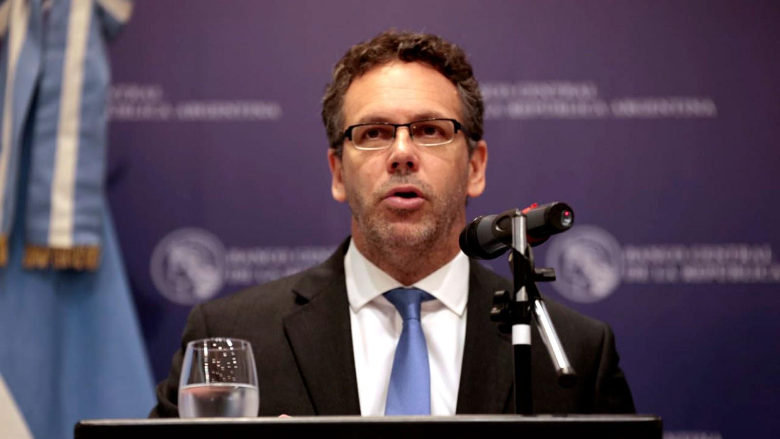 Guido Sandleris - Presidente del Banco Central