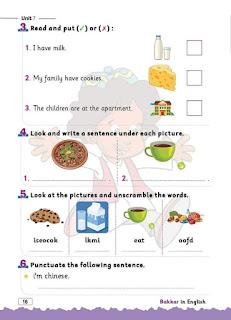 منهج اللغه الانجليزيه للصف الثالث الابتدائي الترم الثاني كونيكت 3، مذكرات، مراجعات، تدريبات وامتحانات