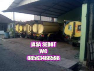 Jasa Sedot WC Benowo Murah