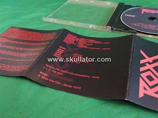 Roxx Hitam CD