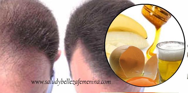 Remedio natural para  detener la caída del cabello, hoy  tenemos el remedio natural perfecto que detener la caída del cabello y estimular el crecimiento de cabello nuevo en un corto período de tiempo.