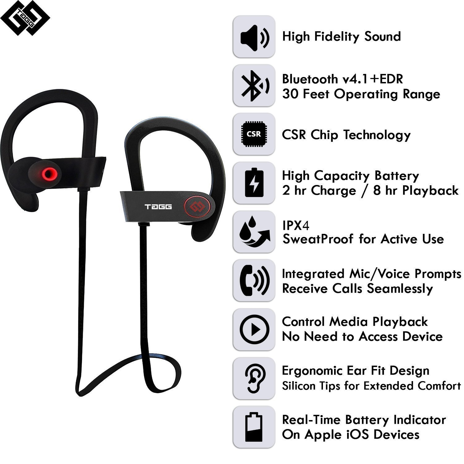Tech Guru Top 5 Bluetooth Earphones Under 2000