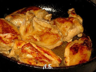жарим цыпленка быстро