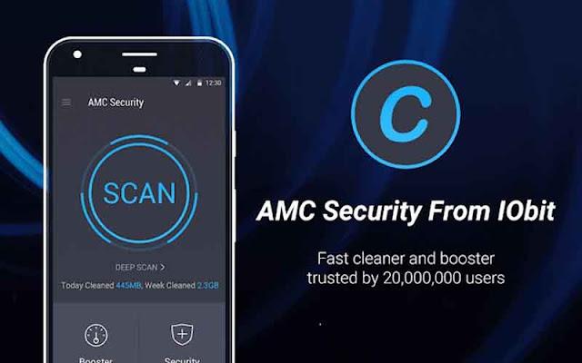 AMC Security – Clean & Boost Pro 5.11.6 Apk - Bảo mật Android