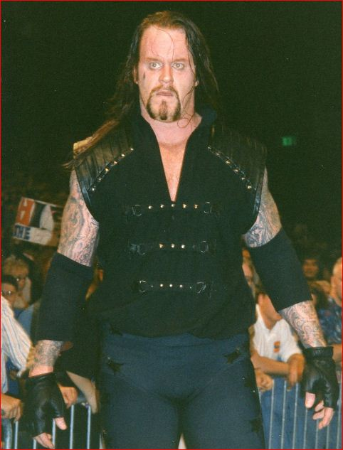 Undertaker Photo New Gallery