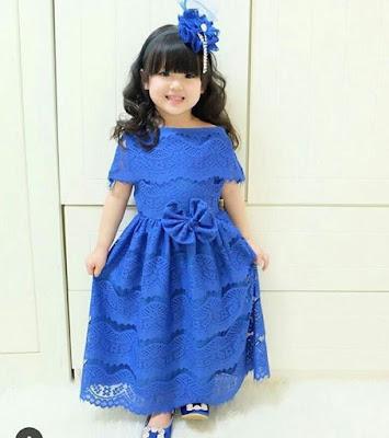 Gaun Kebaya Anak