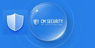 برنامج cm security للقضاء على الفيروسات وتسريع الهاتف للاندرويد
