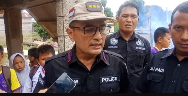 Tim Gabungan Ditresnarkoba Polda Jambi Kembali Obrak-Abrik Basecamp Di Pulau Pandan