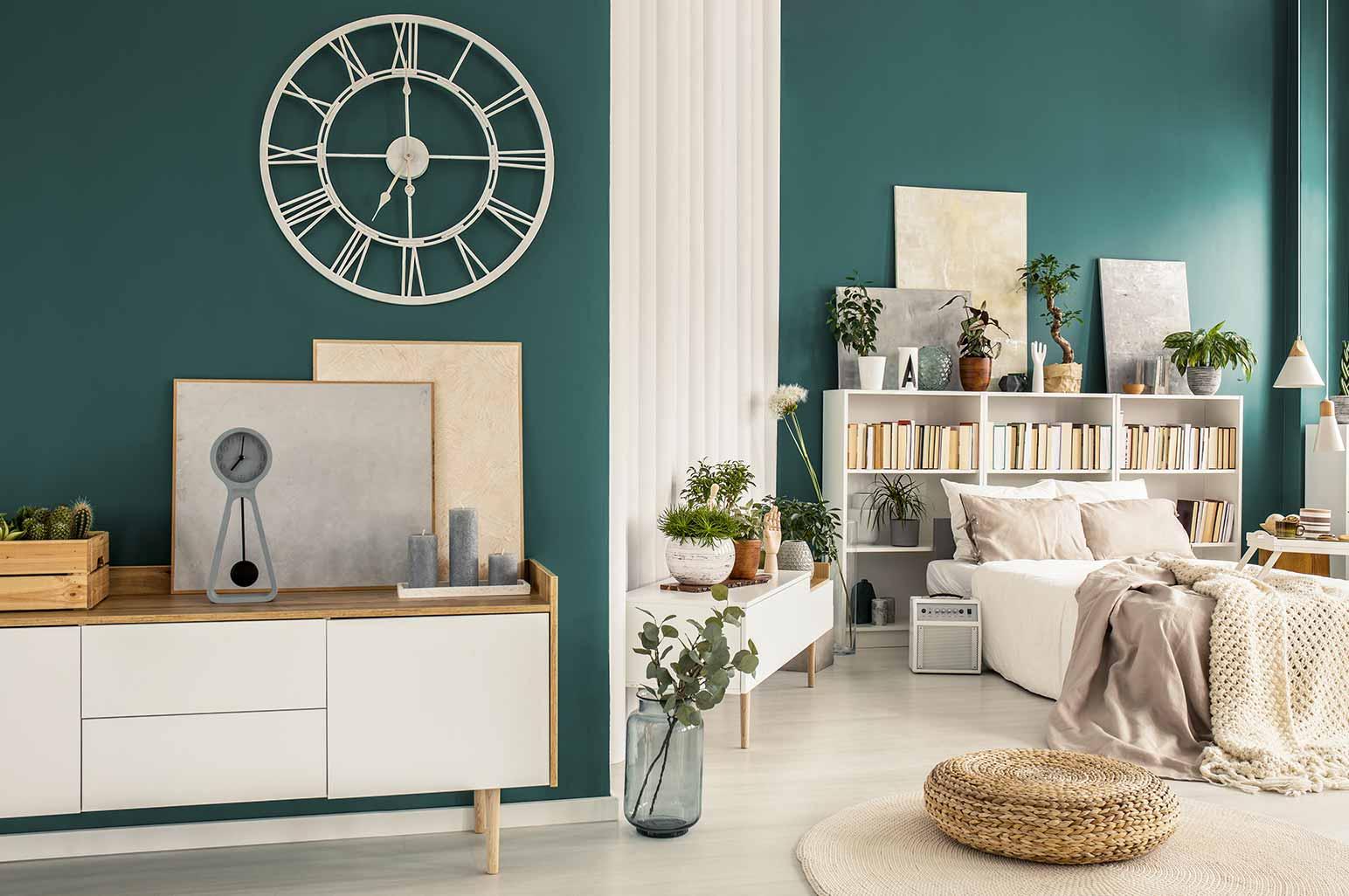 Clutter-Free Bedroom