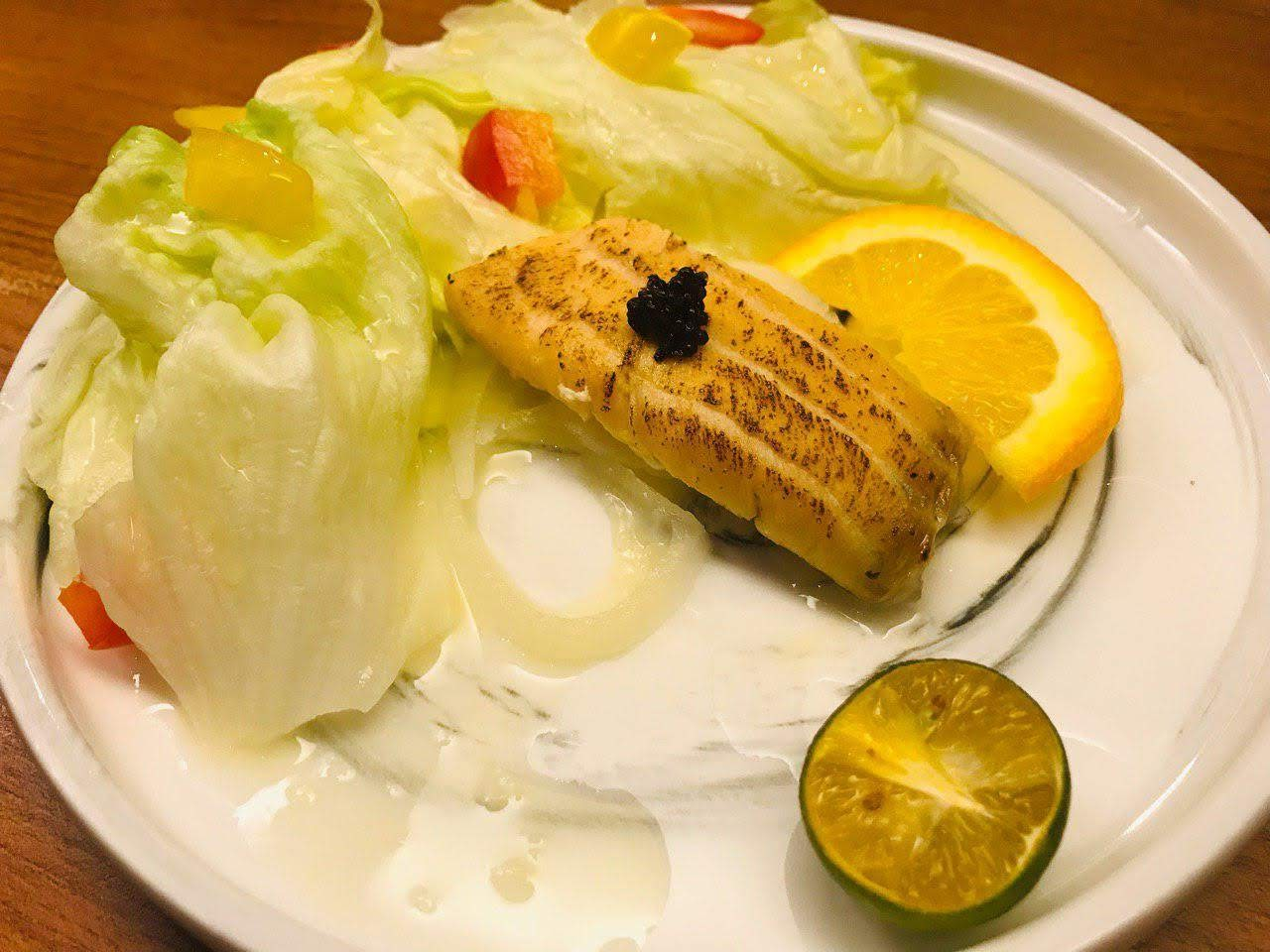 喜園涮涮鍋 前菜沙拉