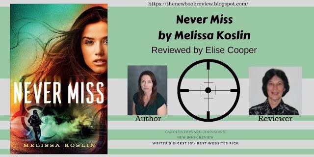 Elise Cooper Reviews Melissa Koslin's Debut Book
