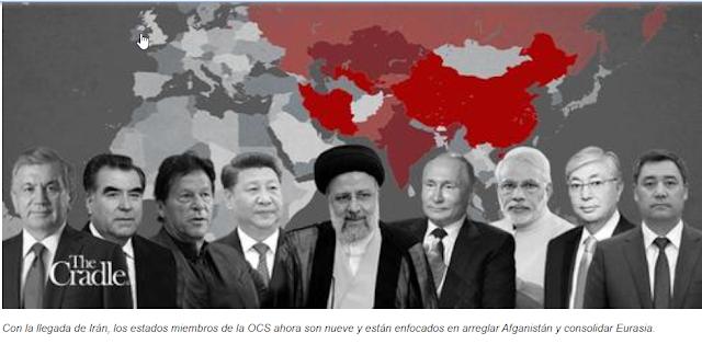 Eurasia toma forma, Cómo la OCS acaba de cambiar el orden mundial I