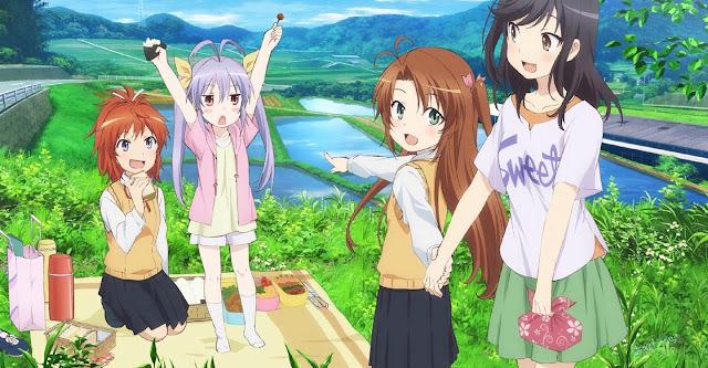 Anime Non Non Biyori tendrá tercera temporada