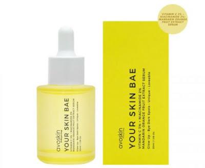 Your Skin Bae Vitamin C 3% + Niacinamide 2% + Mandarin Orange Fruit Extract