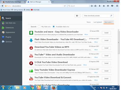 Cara Mudah Download Video dari Youtube 100% Sukses