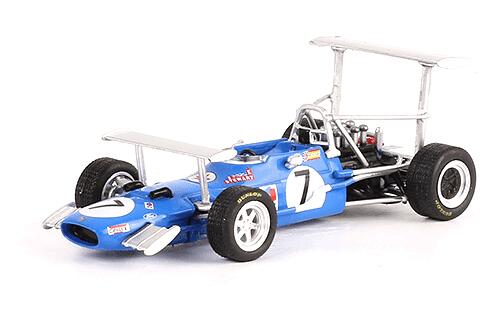 Matra S10 1969 Jackie Stewart 1:43 Formula 1 the car collection salvat