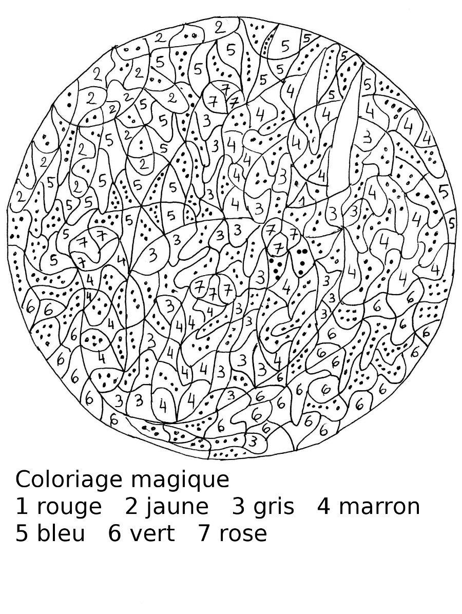 Coloriage Magique Cm2 Pdf.Ateliers Coloriage Pour Cm2 Coloriage Pour Coloriage
