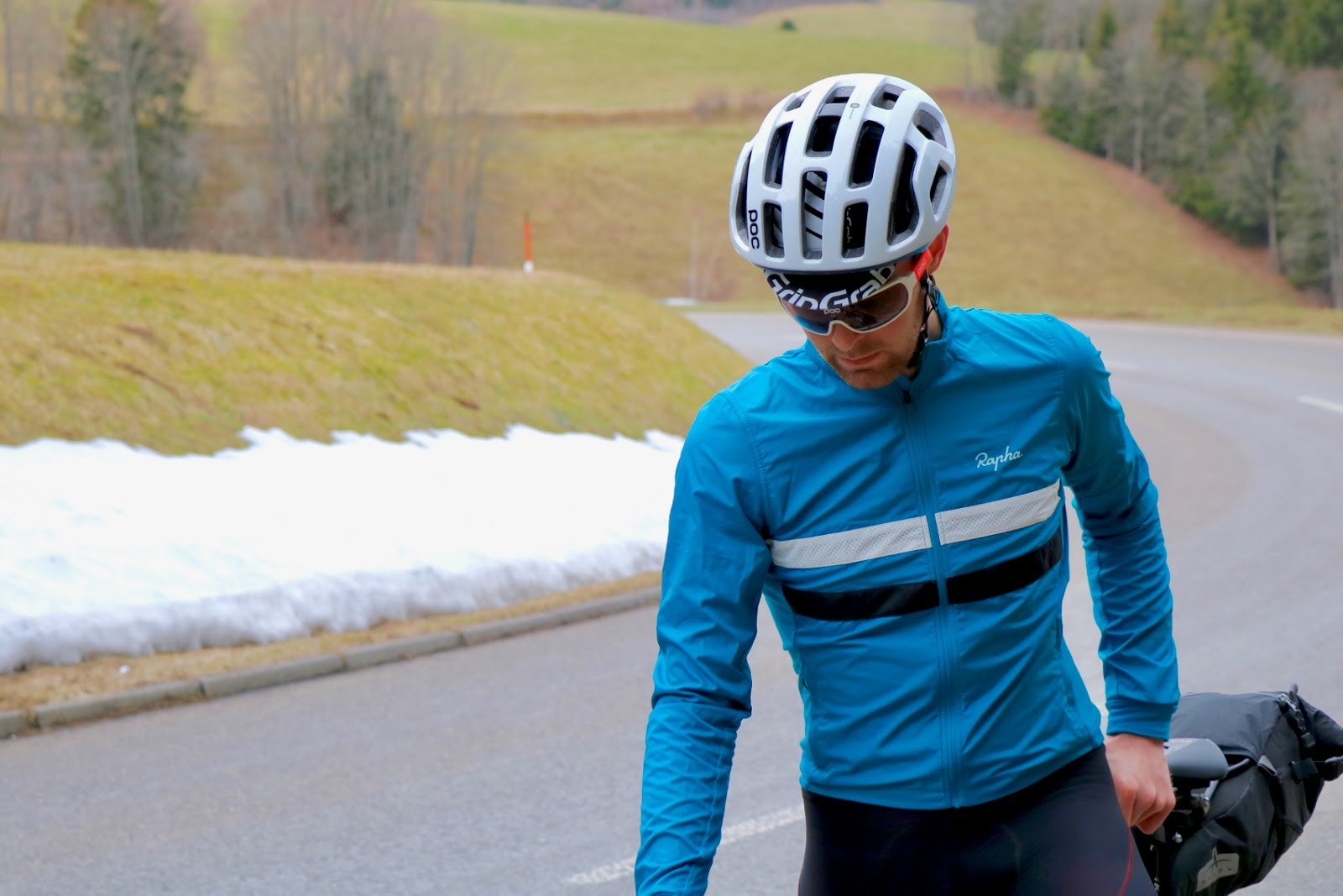 Review - Rapha Brevet Windblock Long Sleeve Cycling Jersey 23ea36fb3