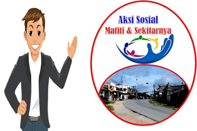 aksi sosial matiti