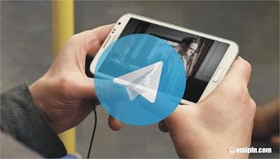 Cara Nonton Film/Drakor di Telegram Tanpa Di-download Gratis untuk Android/iOS