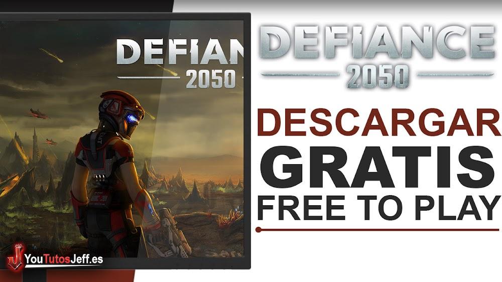 Como Descargar Defiance 2050 para PC - Juego Free To Play
