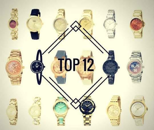Top 12 Marcas de Relógios Femininos (com Fotos)