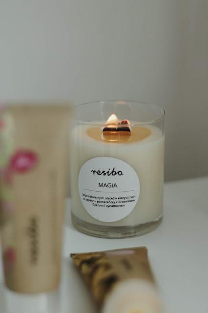 sojowa świeca